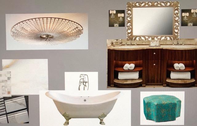 Luxury Master Bathroom.
