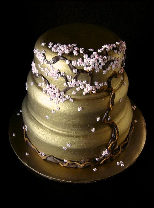 gold cherry blossom cake.jpg