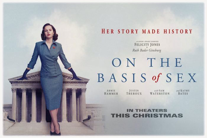 Movie Day: On the Basis of Sex — League of Women Voters of Wake County