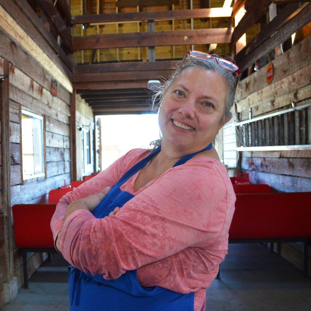 Fran Thompson Snell - Owner/Operator Julia Belle's est 12/13/14