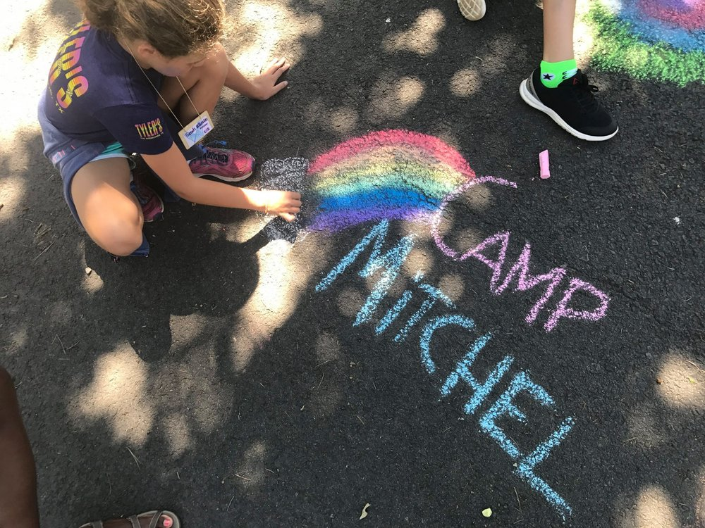 I WANT TO SUPPORT SUMMER CAMP! - Your gift means more children will get to experiencethe transforming power of Camp Mitchell.