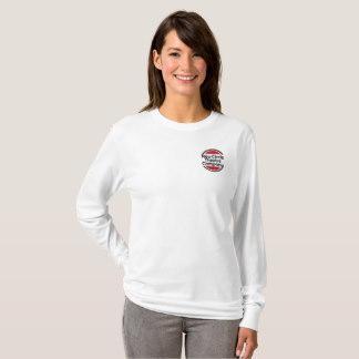 Women's Long-sleeved tee shirt