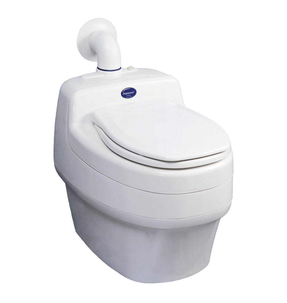 Toaleta kompostowa, źródło: separett.com