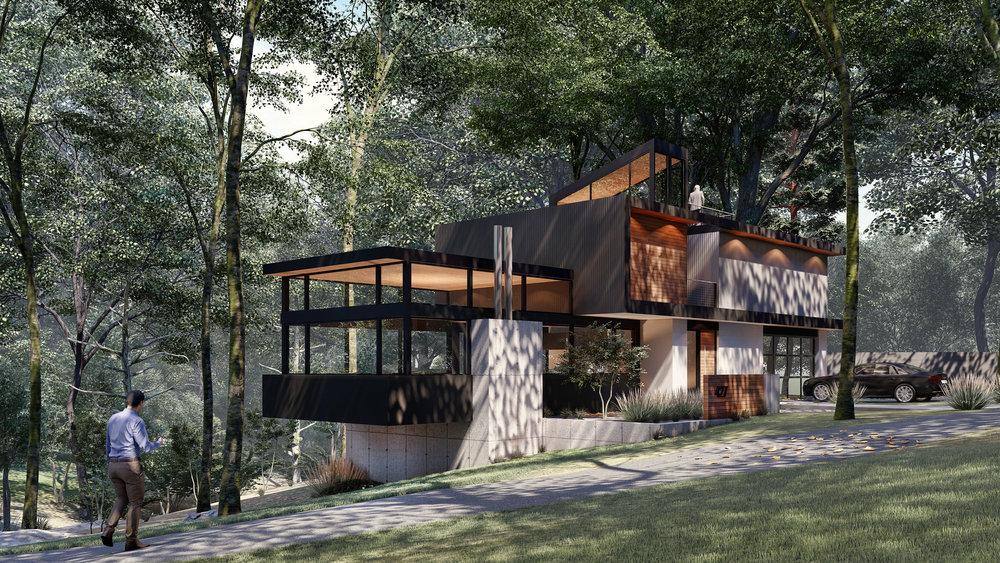 Salter Road Residence