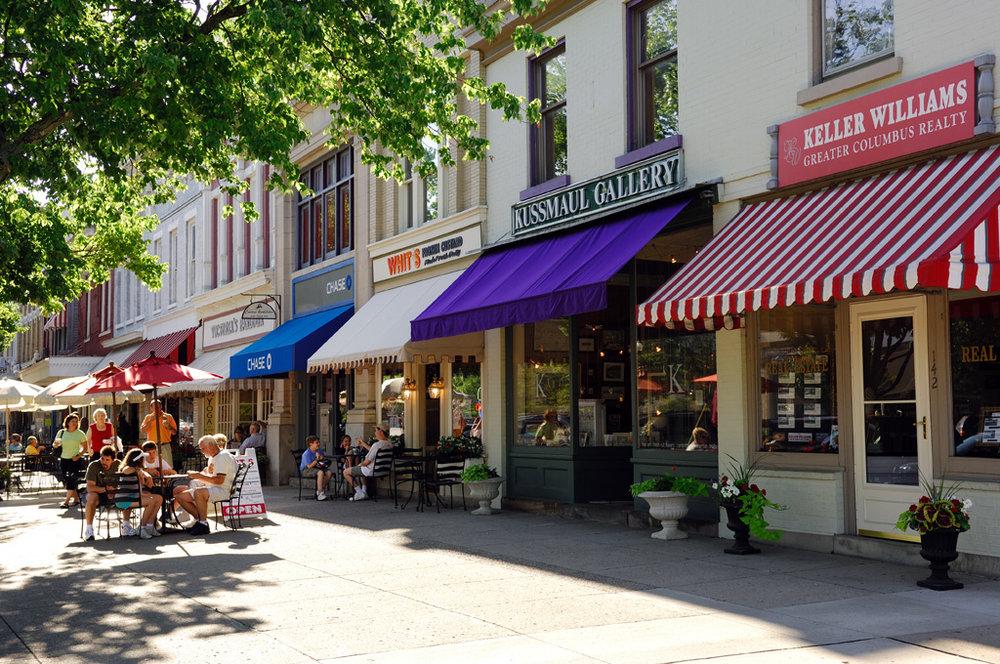 Shopping - Granville Ohio Street Scene.jpg