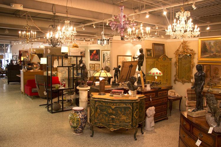 Antiques - Grandview Mercantile.jpg - Antique Shopping The Welsh Hills Inn Award-Winning B&B Inn