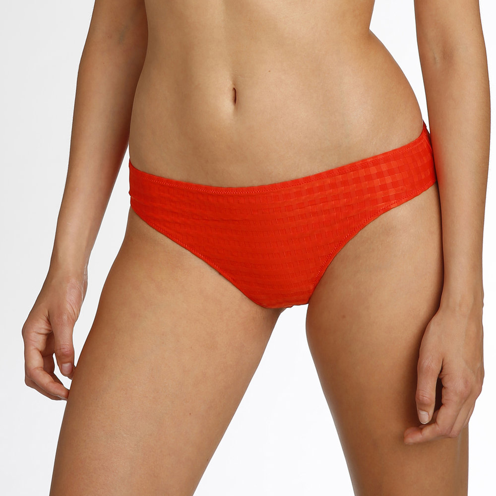 "Avero in ""Pili Pili"" Mid-Rise Brief by Marie Jo"