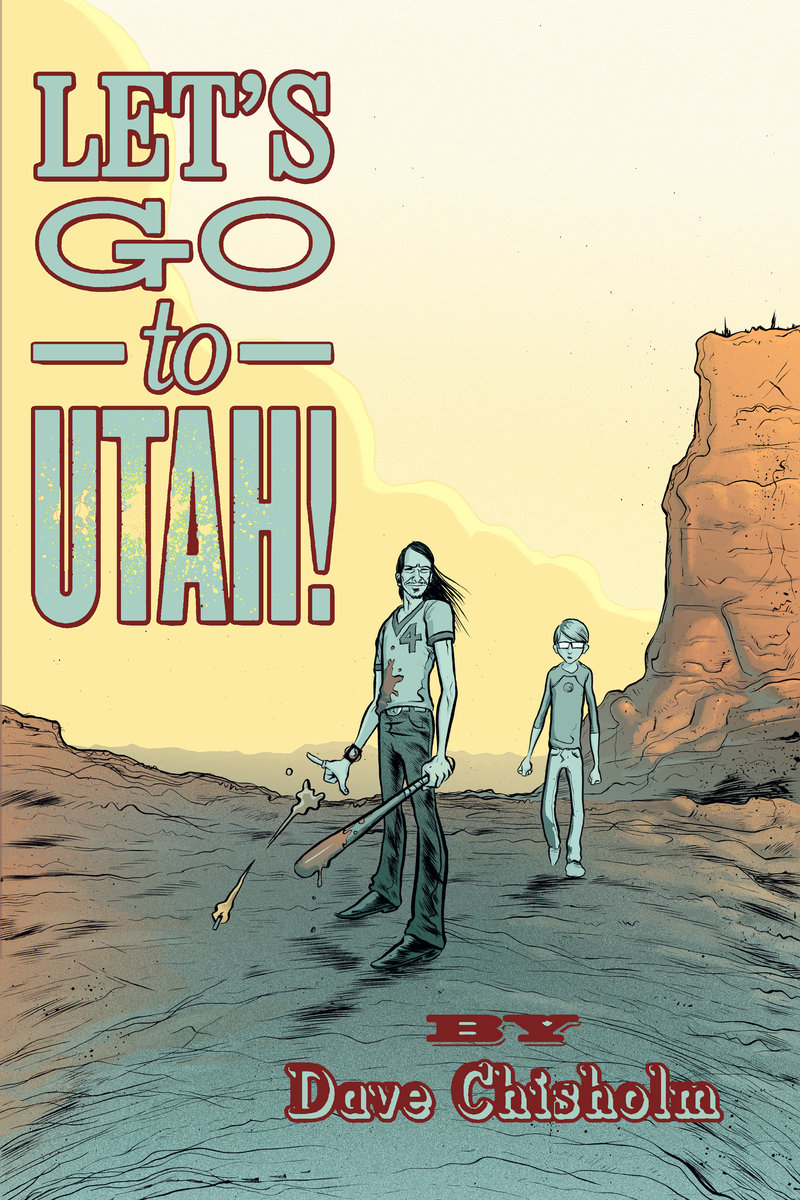 "CLICK TO BUY ""Let's go to UTAH!"" on Indyplanet!"