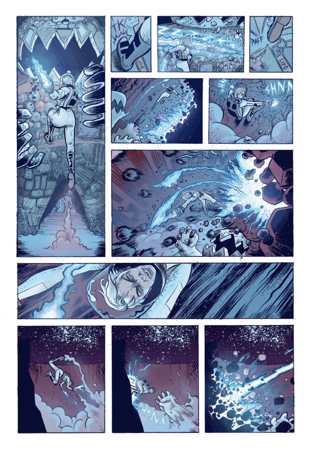 Canopus sample page