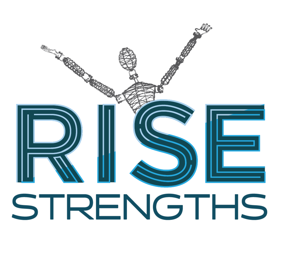 Rise Strengths   At RISE Strengths, our mission is to give you the tools you need to succeed. Led by a Gallup-certified StrengthsFinder coach, RISE Strengths offers individual, organizational and team coaching, with an emphasis in the young adult community. Our approach focuses on utilization and amplification of your strengths — all to help unlock your personal and professional potential.