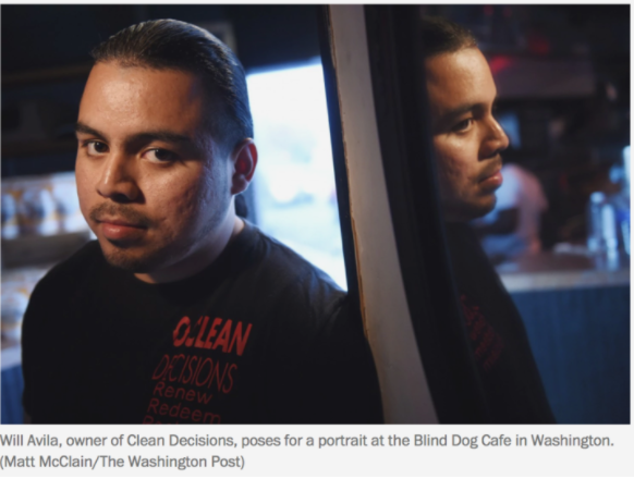 11/27/15 | WASHINGTON POSTOnce a violent offender, his company now keeps D.C. kitchens spotless -
