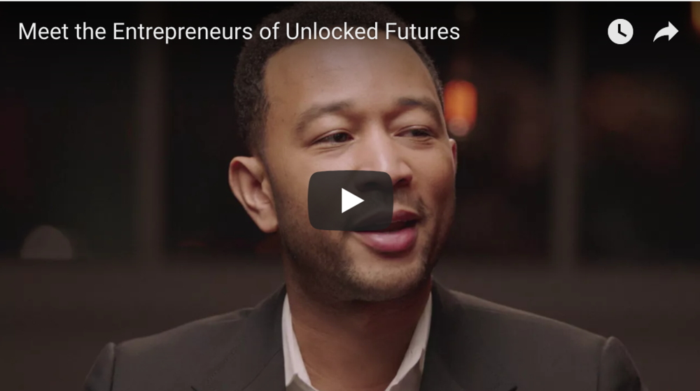 12/05/17 Fast CompanyWhy John Legend Is Backing Startups Launched By These Former Inmates  -