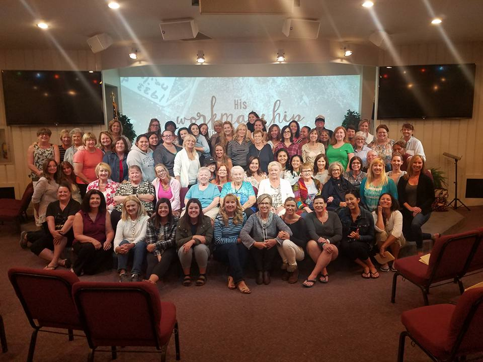 His Workmanship - Women's Retreat Fall 2016
