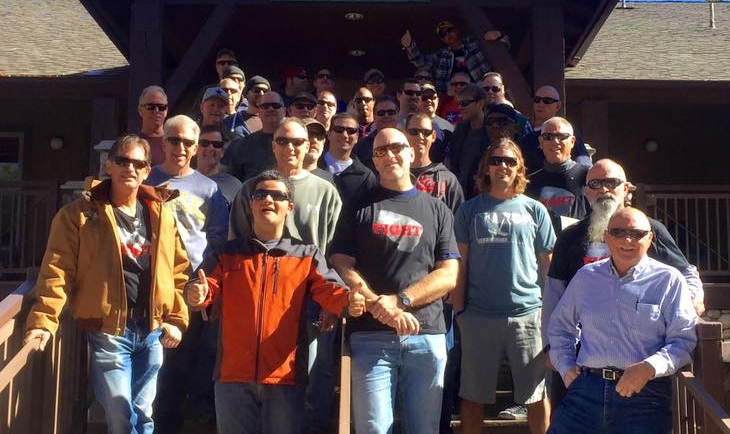 FIGHT - Men's Retreat Fall 2015