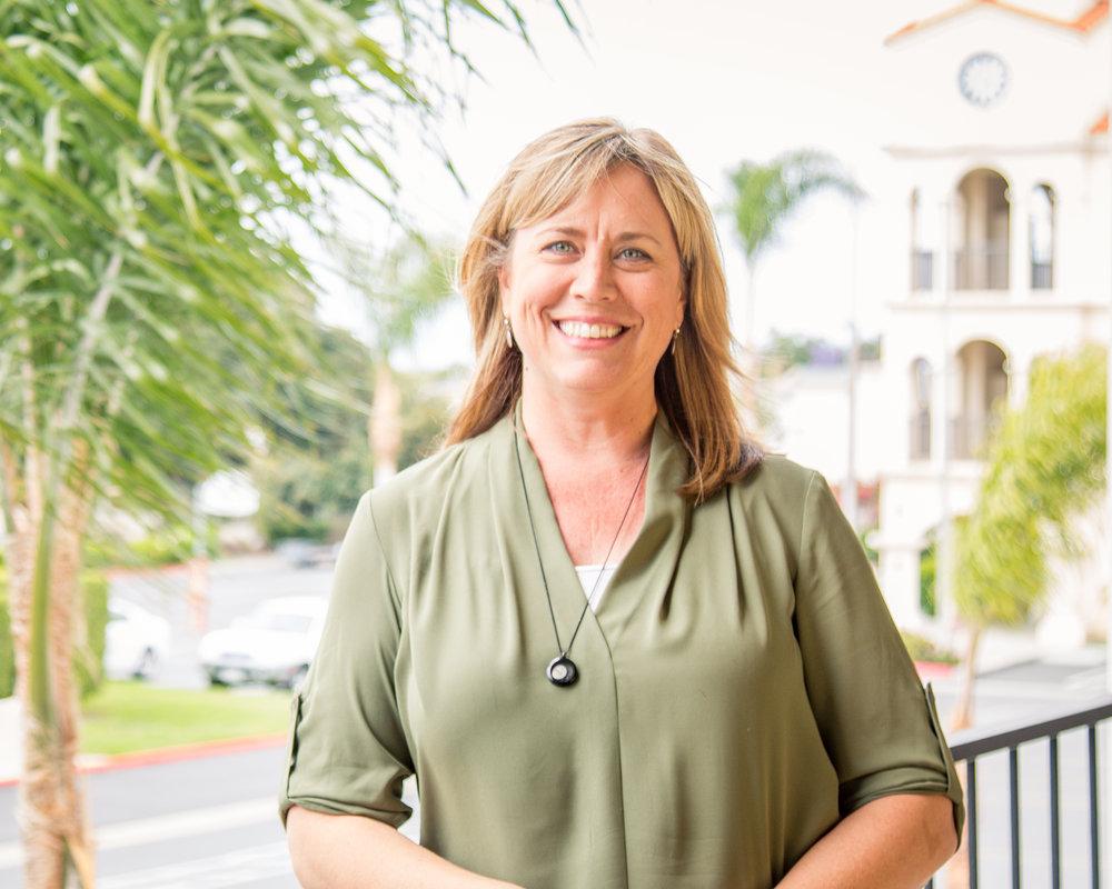 Sandra Hills, Director of Children's Ministry