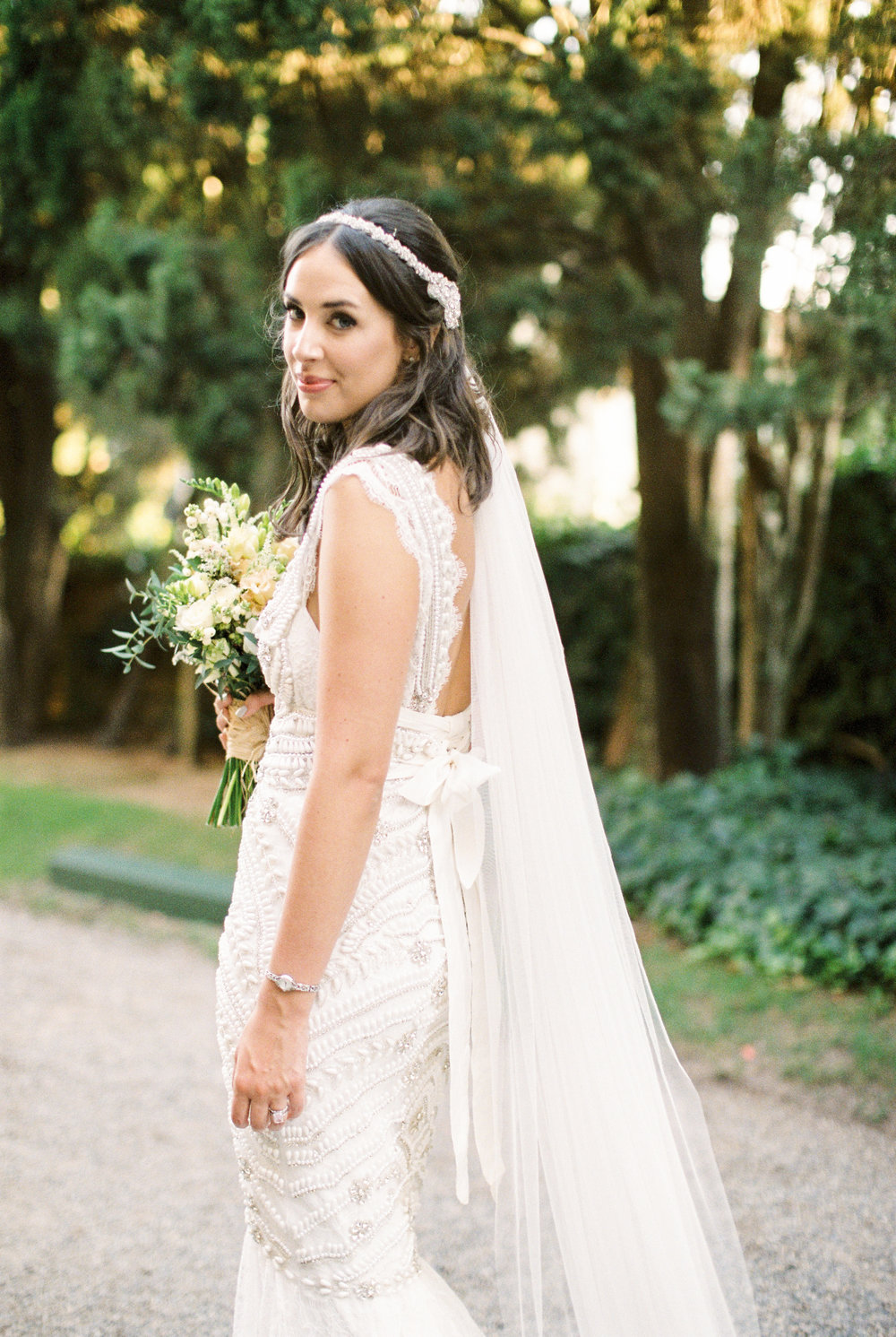 Coco dress anna campbell for Anna campbell vintage wedding dress