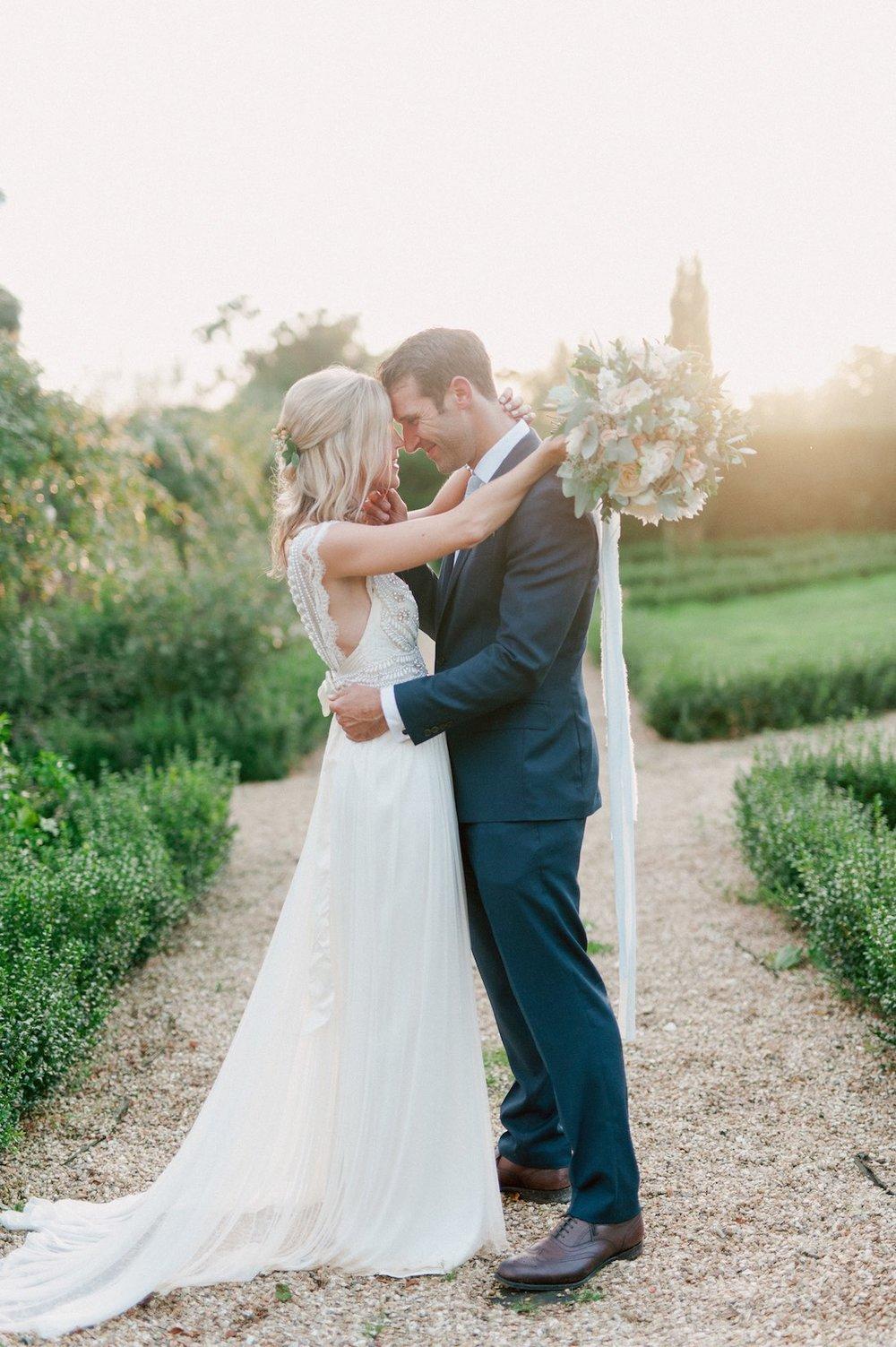 Sydney campbell wedding