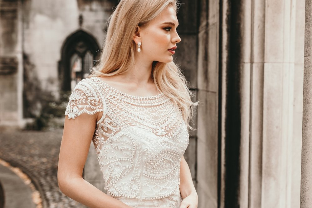 Anna Campbell Florence Dress
