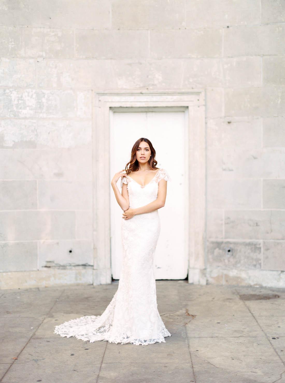 Anna Campbell Windsor vestido | Colección ceremonia