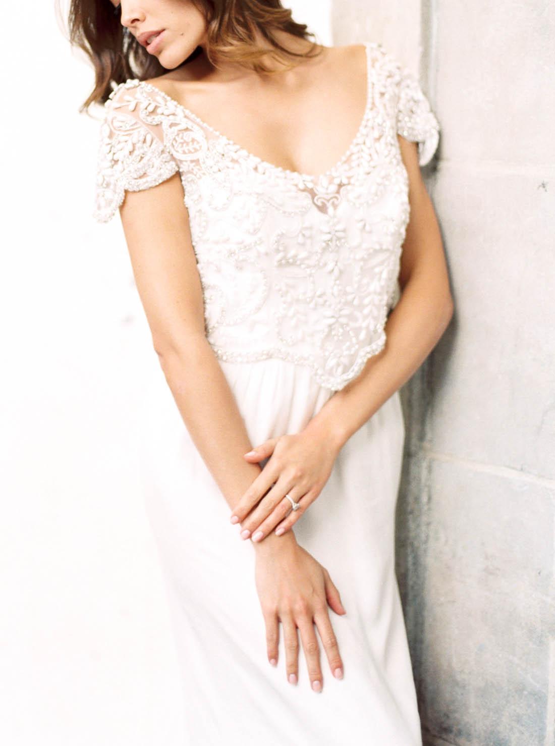 Anna Anna Campbell vestido | Colección ceremonia
