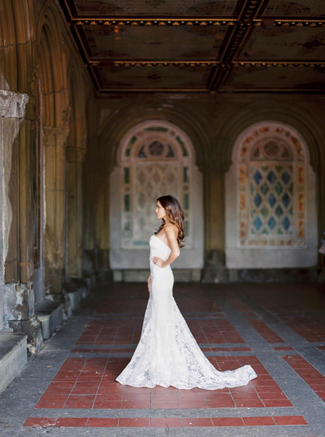 Anna Sophia Campbell vestido de novia | Colección ceremonia