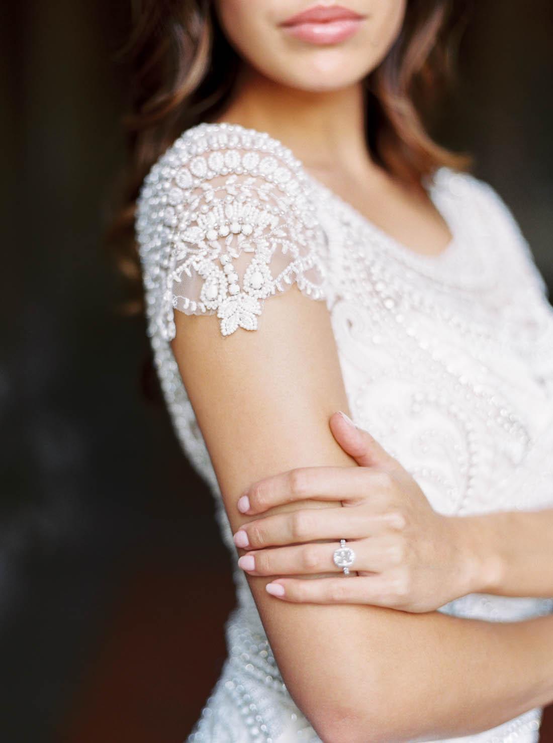 Anna Campbell Florencia vestido de novia | Colección ceremonia