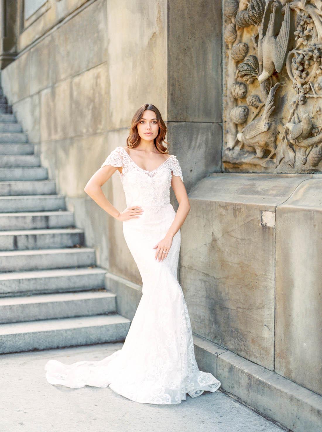 Anna Anna Campbell vestido de novia | Colección ceremonia