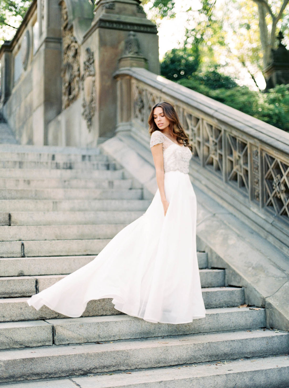 Anna Campbell Bridal Vienna Dress | Ceremony Collection