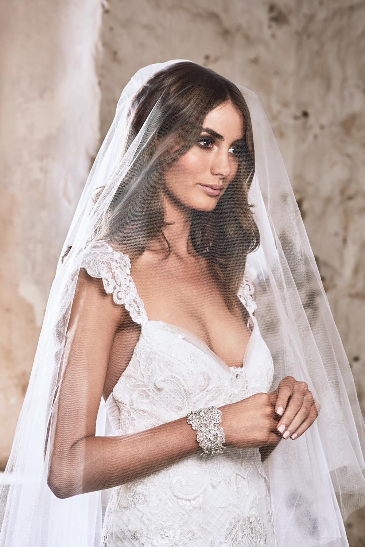 Bridal Veils Wedding Veils Anna Campbell