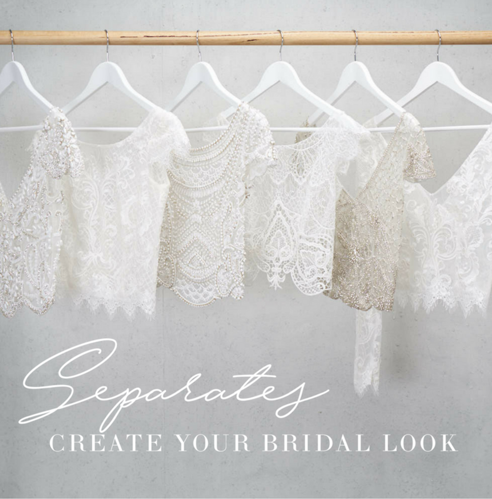 Anna Campbell Bridal Separates