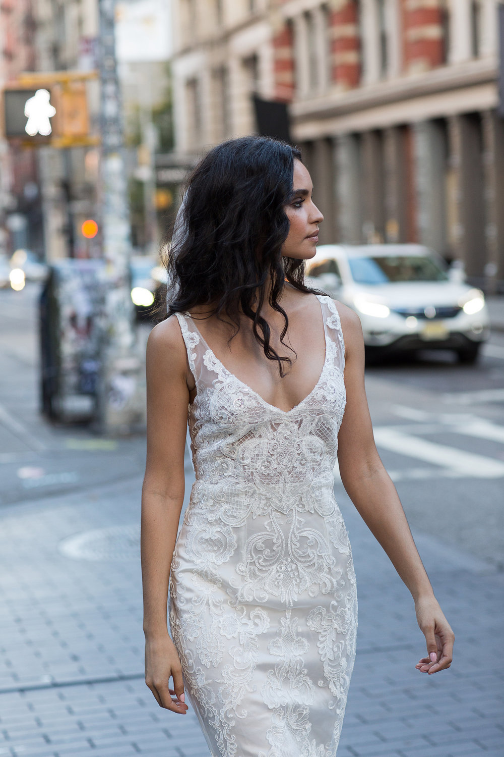 Anna Campbell Bridal | Harlow lace Wedding Dress