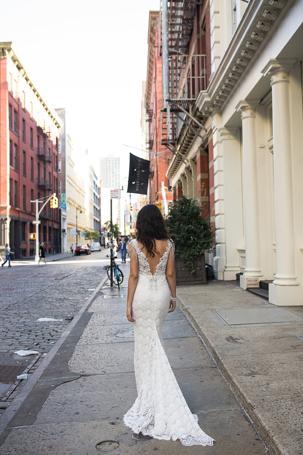 Anna Campbell Bridal | Saasha Embellished Wedding Dress