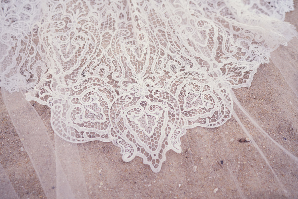 Anna Campbell Bridal | Eleanor Vintage Lace Wedding Dress