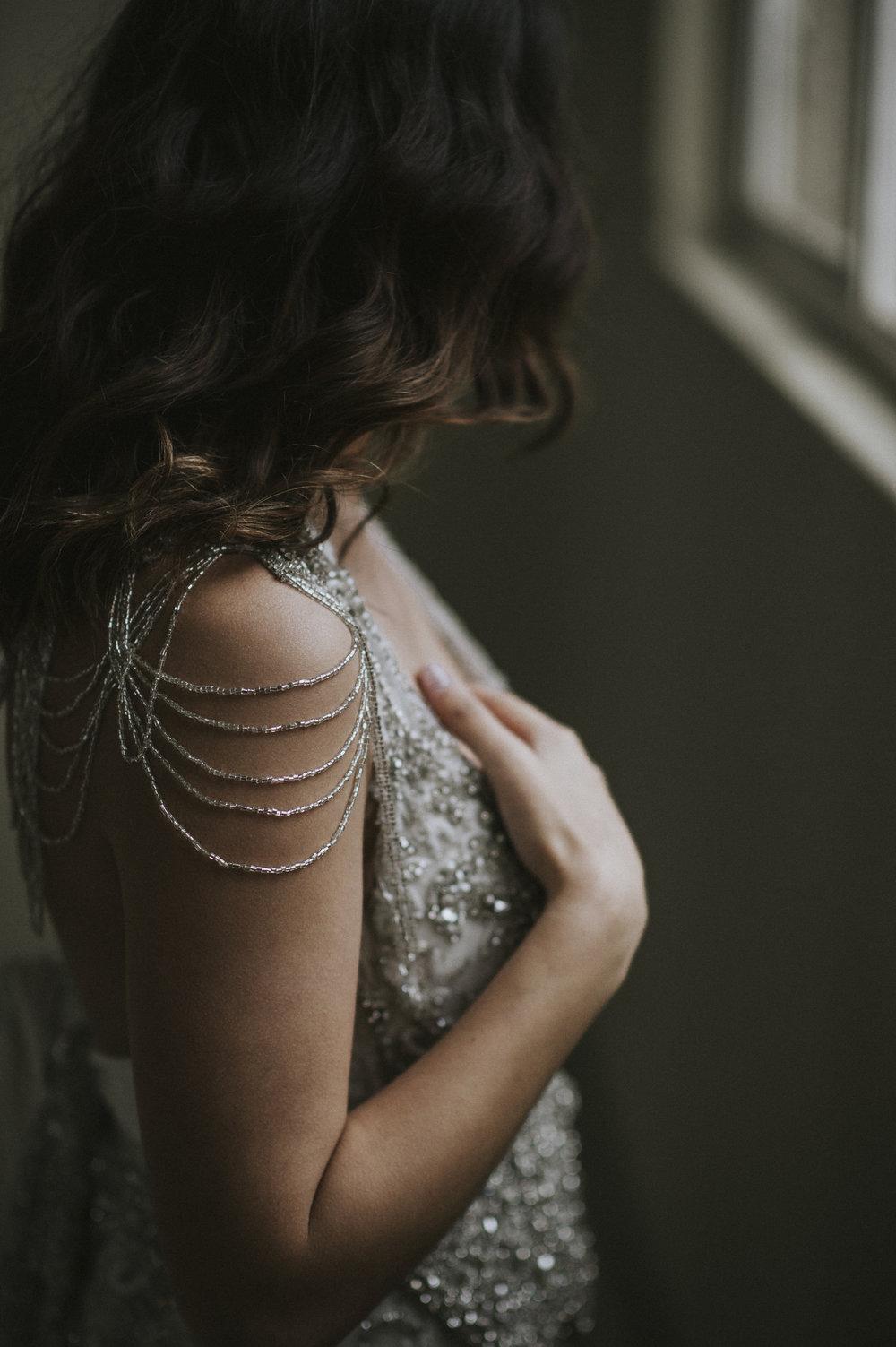 Anna Campbell Bridal | Sierra Embellished Wedding Dress