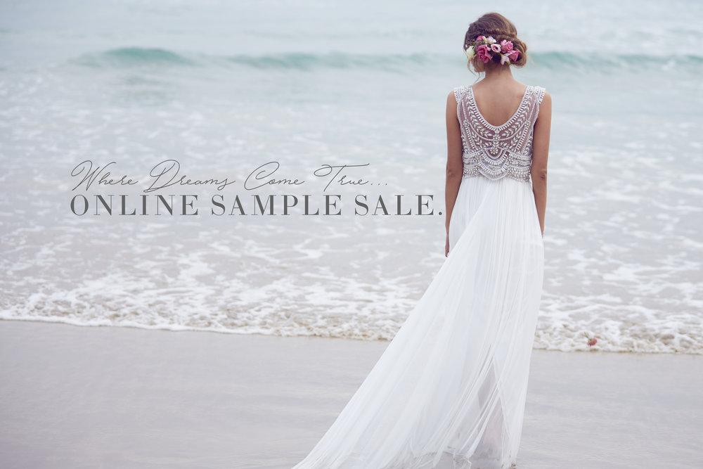 Bridal Gowns - Vintage Inspired Wedding Dresses - Shop Online