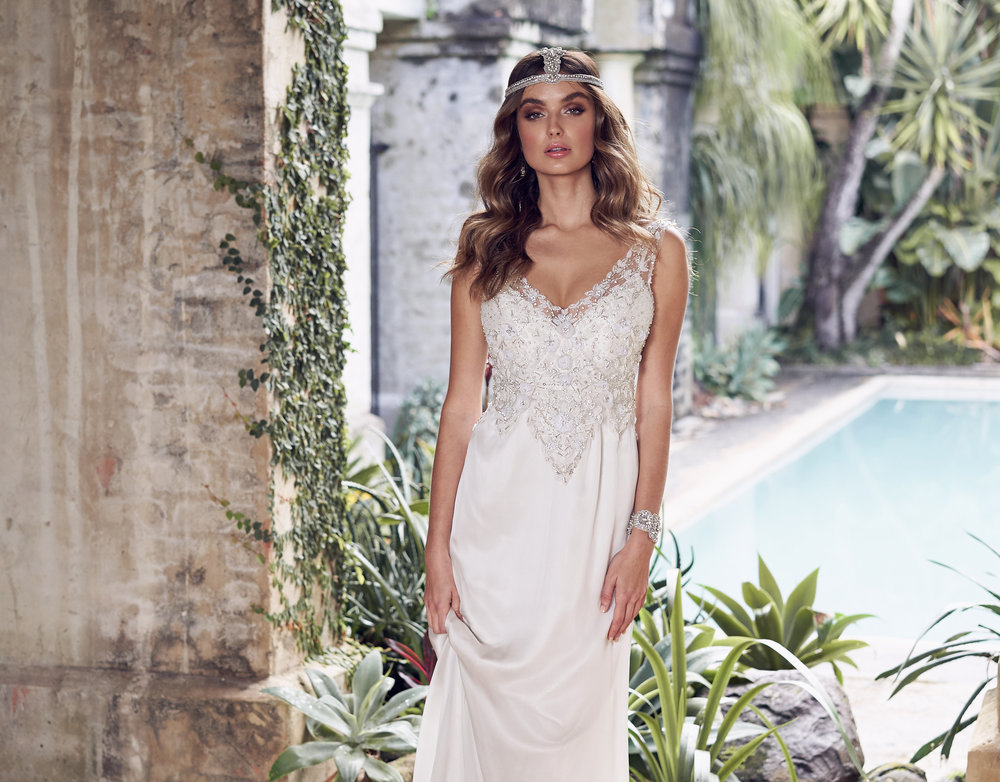 Anna Campbell Paige Dress | Wanderlust Collection