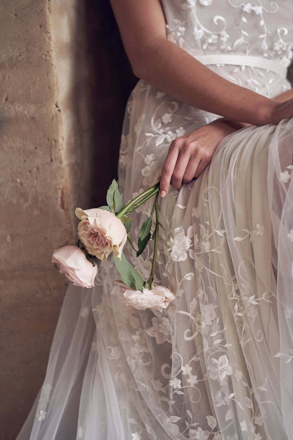 Anna Campbell Bridal | Amelie Dress | 2019 Wanderlust Bridal Collection
