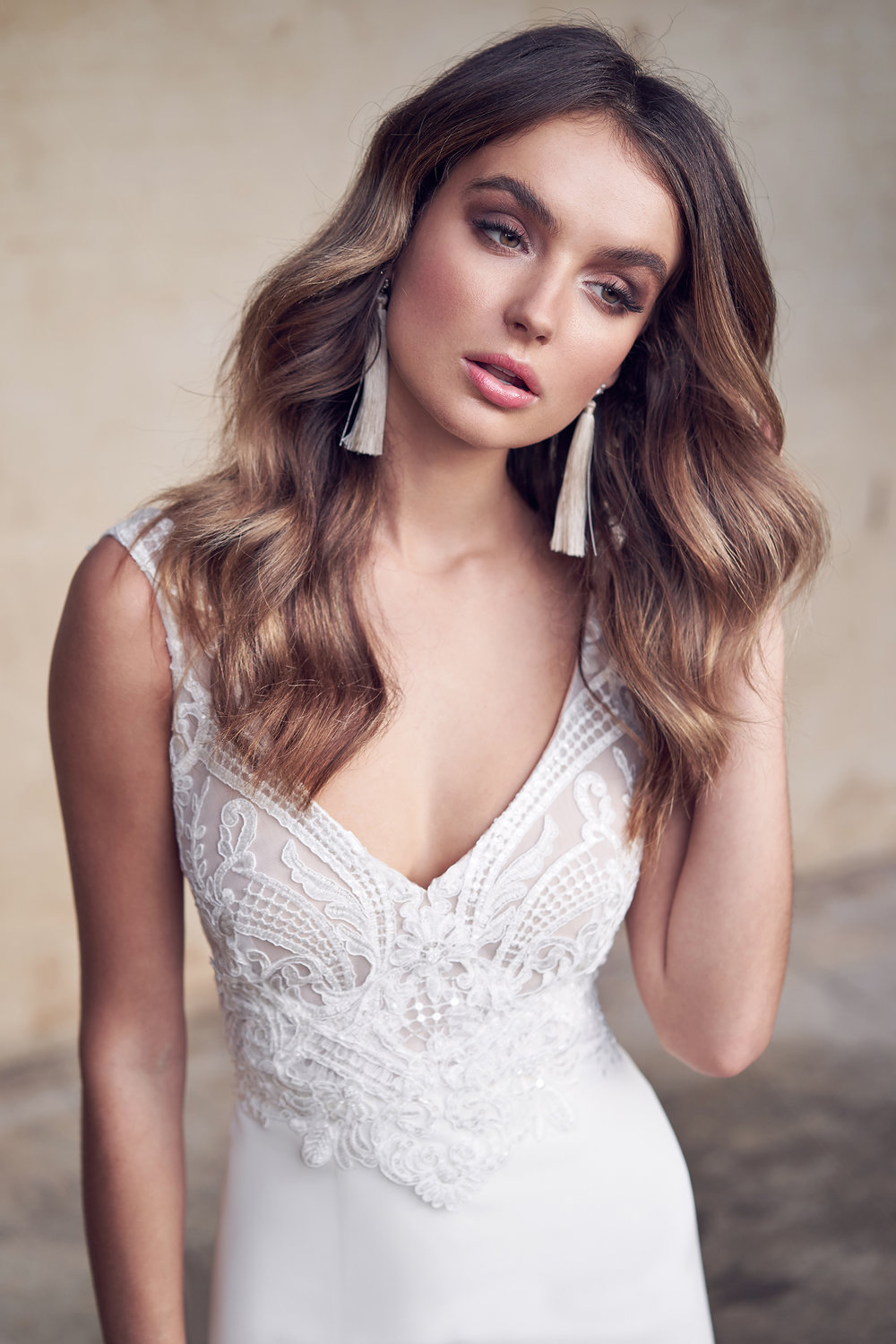 Copy of Anna Campbell Bridal Jamie Dress   Wanderlust Collection