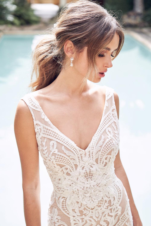 Anna Campbell Bridal Jamie Dress | Wanderlust Collection