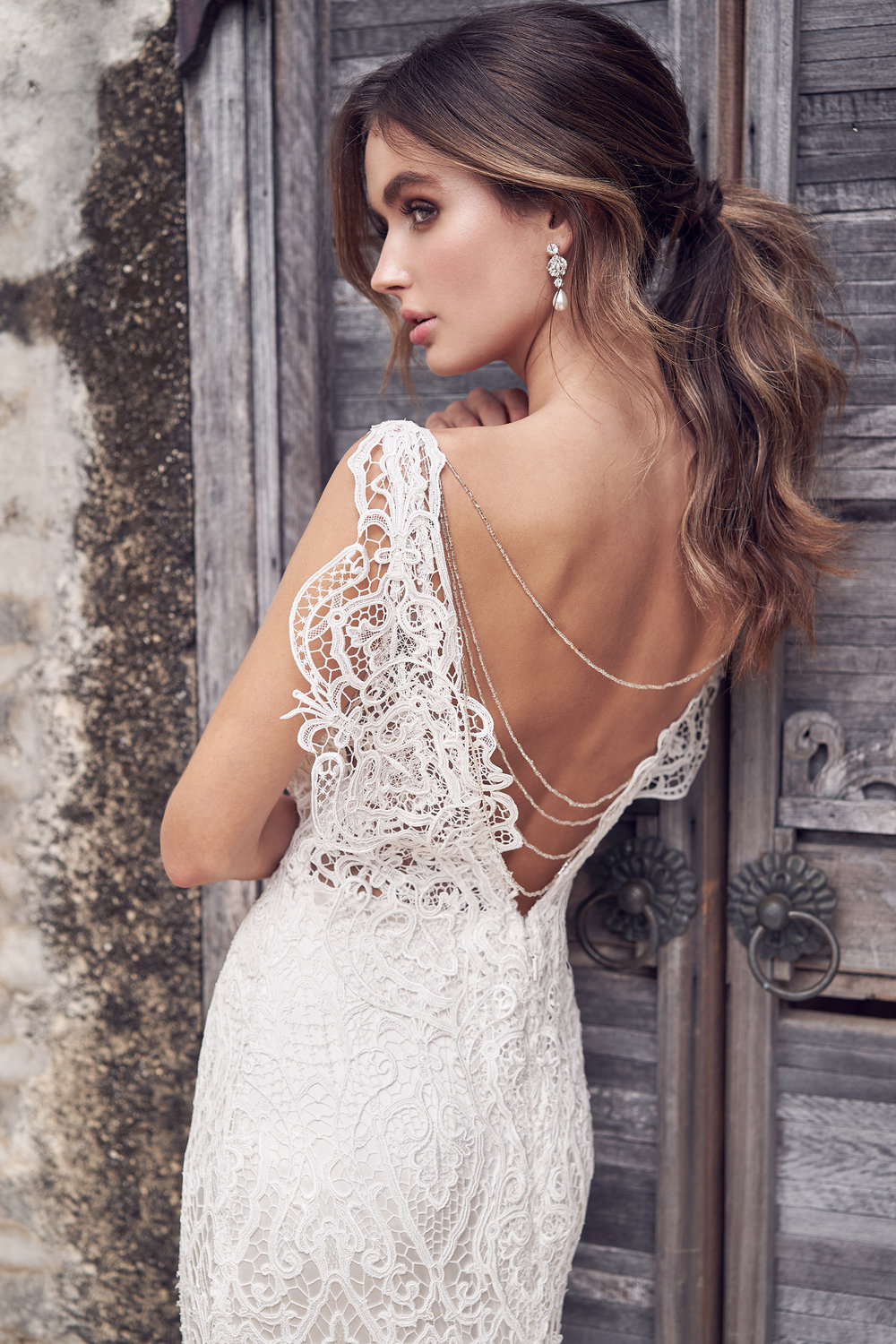 Anna Campbell Bridal Kira Dress | Wanderlust Collection