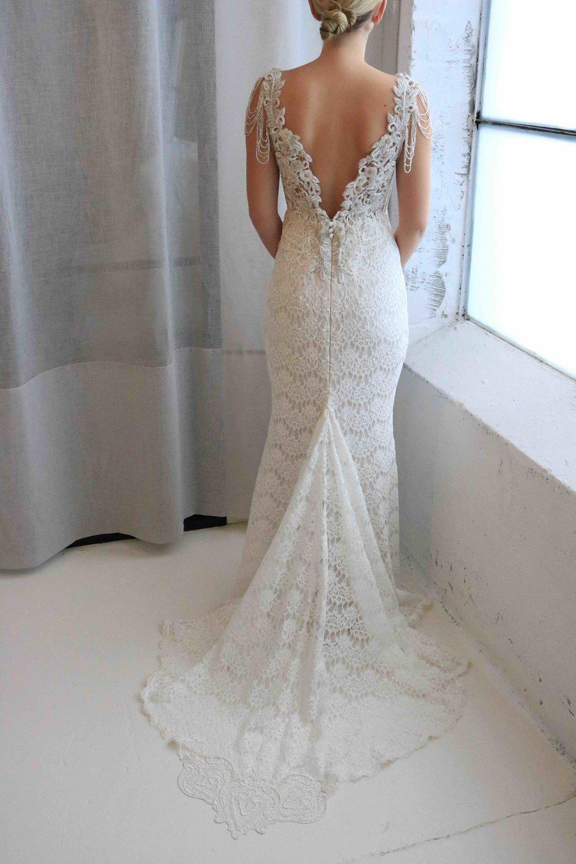 Anna Campbell Bridal Saasha Dress | Wanderlust Collection