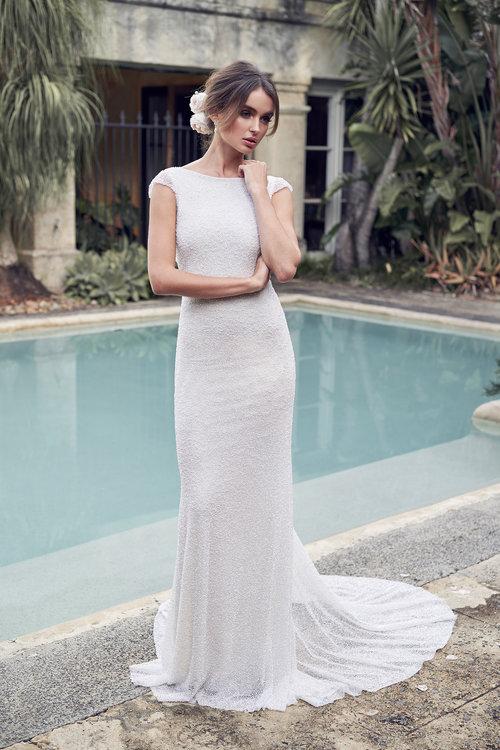 79af99b55d4 ... Anna Campbell Bridal Wanda (Illusion) Dress