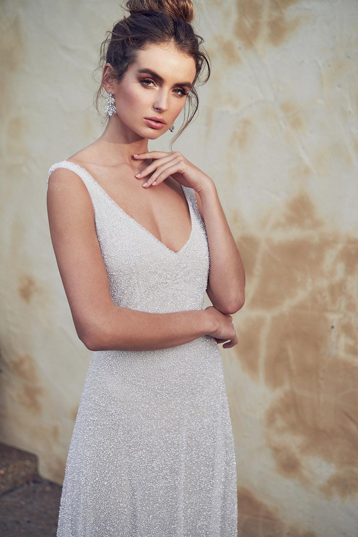 Anna Campbell Bridal | Wanda Dress | Wanderlust Collection