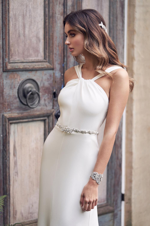 Anna Campbell Bridal | Wanderlust Collection | Rebekah Dress | orders@annacampbell.com.au