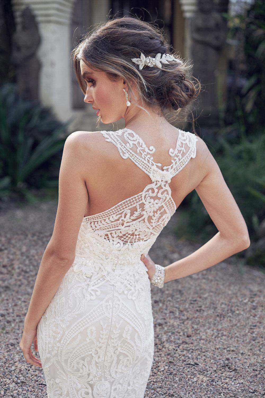 Anna Campbell Bridal | Wanderlust Collection | Winter Dress | orders@annacampbell.com.au