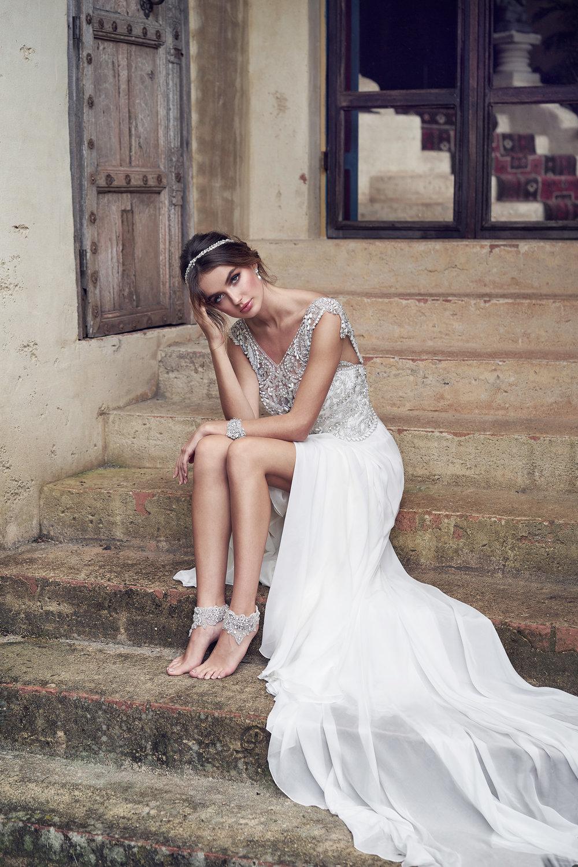Anna Campbell Bridal | Wanderlust Collection | Aria Dress | orders@annacampbell.com.au