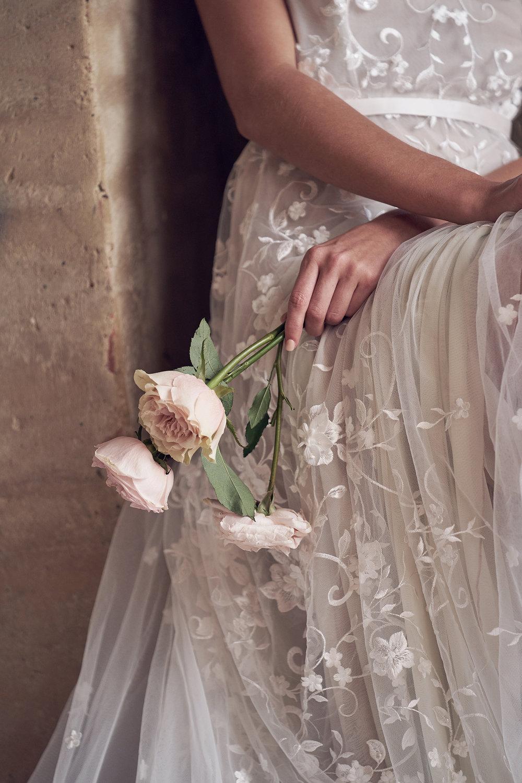 Anna Campbell Bridal | Wanderlust Collection | Amelie Dress | orders@annacampbell.com.au