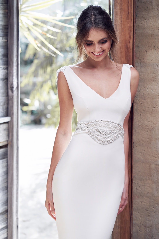Anna Campbell Bridal | Wanderlust Collection | Blake Dress | orders@annacampbell.com.au