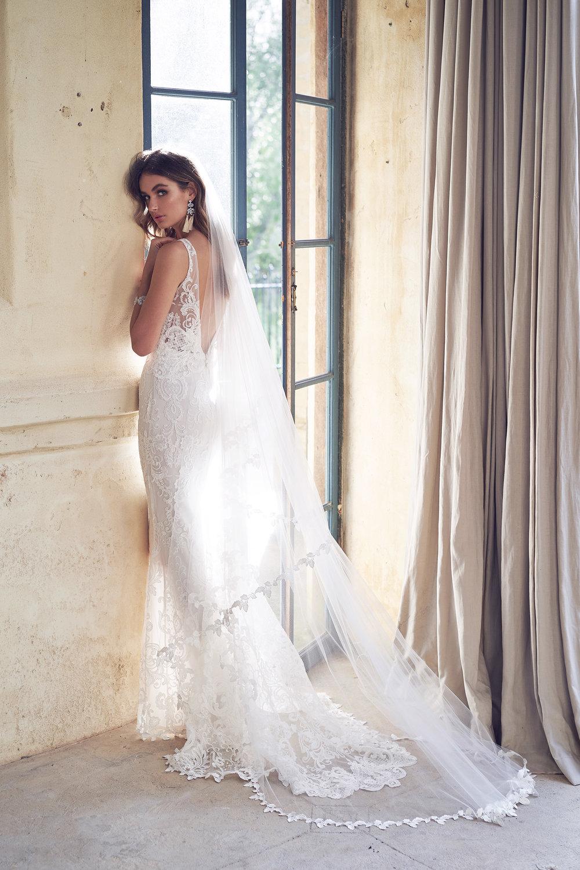 Anna Campbell Bridal | Wanderlust Collection | Harlow Dress | orders@annacampbell.com.au