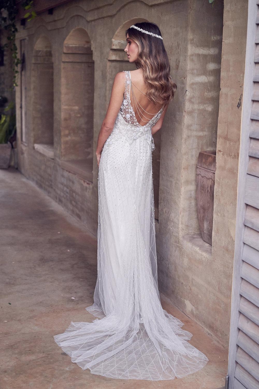 Anna Campbell Bridal | Wanderlust Collection | Paige Dress | orders@annacampbell.com.au